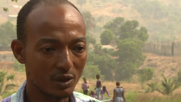 Ebola kills man who helped orphans
