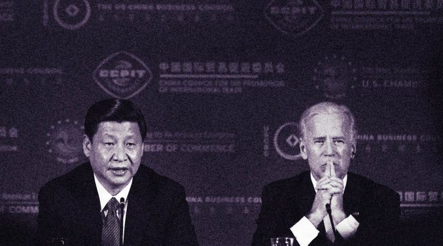 Biden's delicate balance with China