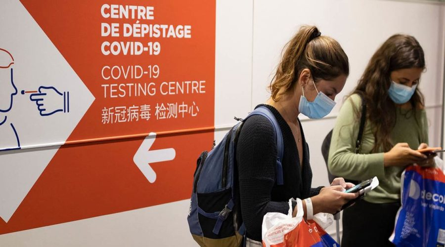Americans vaccinated against Covid could be allowed to travel to Europe in summer