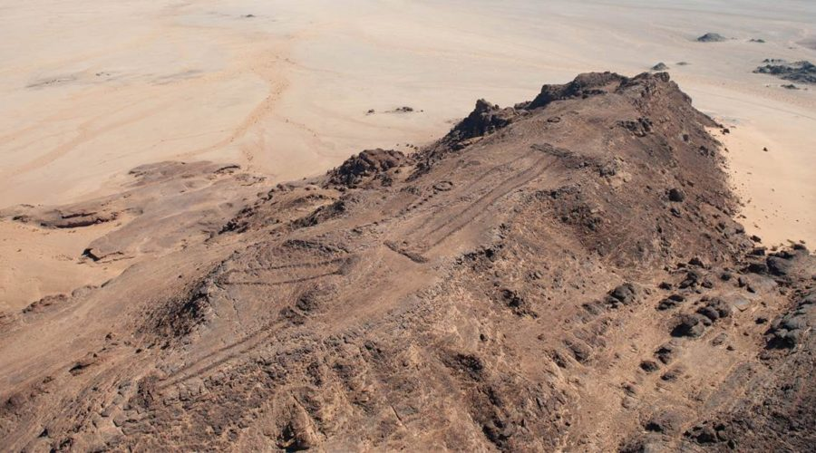 These mysterious stone structures in Saudi Arabia are older than the pyramids