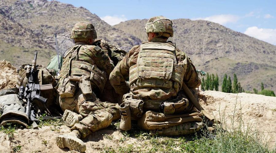 United States begins withdrawal from Afghanistan, cedes bases