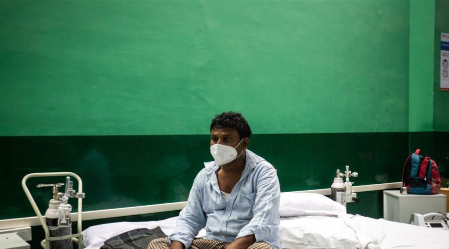 Covid-19 surge hits southern Indian states, causing more lockdowns