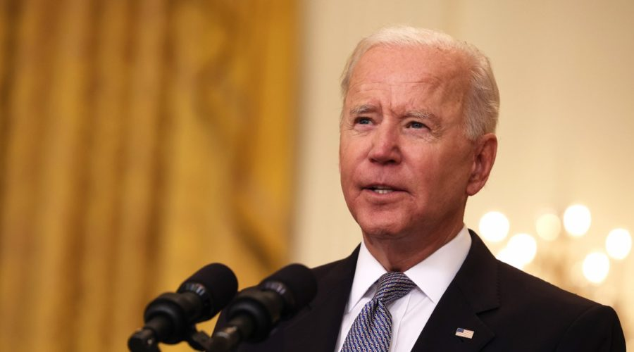 Biden praises Israeli-Palestinian ceasefire, saying both 'deserve to live safely and securely'