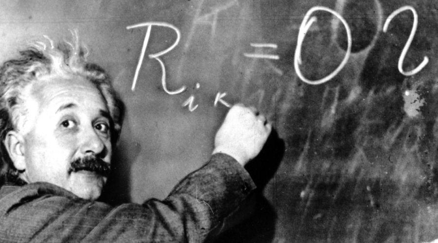 Handwritten letter from Albert Einstein with famous equation E = mc2 gets $ 1.2 million at auction