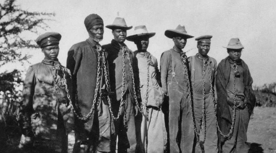 """Germany officially calls Namibia colonial-era killings """"genocide"""""""