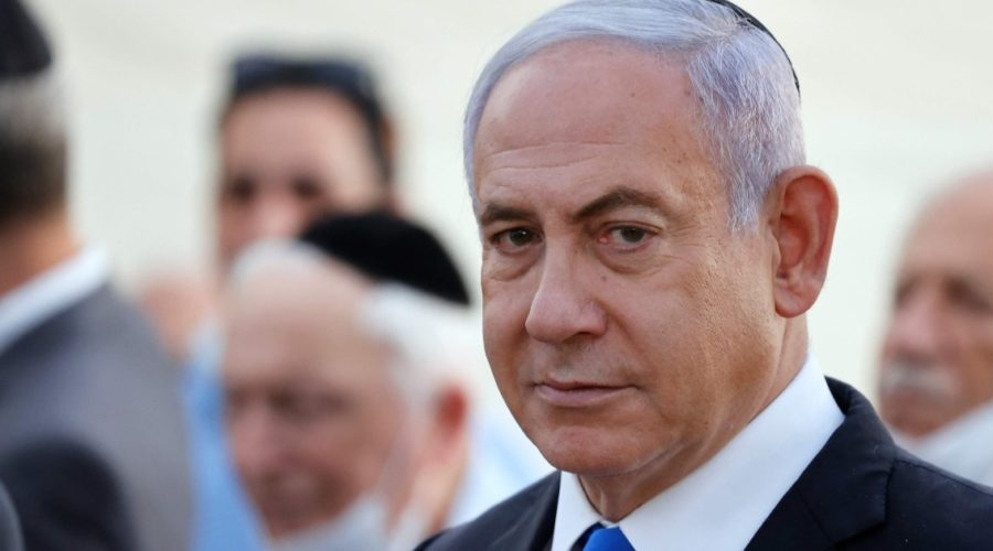 Opposition parties unite in Israel to try to oust Netanyahu as prime minister