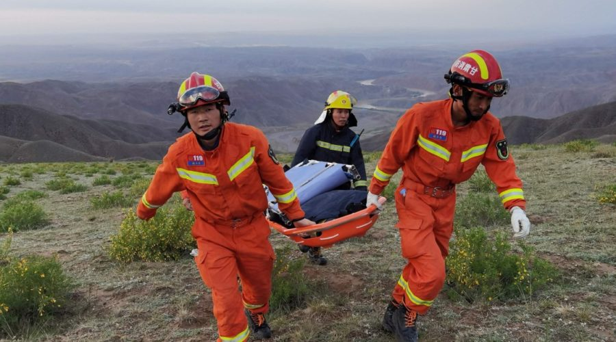 21 runners die in extreme weather conditions at China ultramarathon