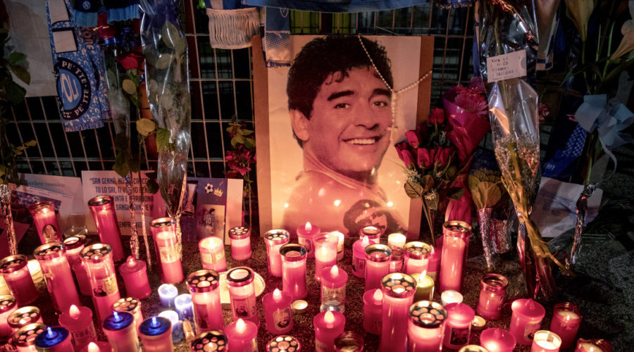 7 people charged with manslaughter after Diego Maradona's death