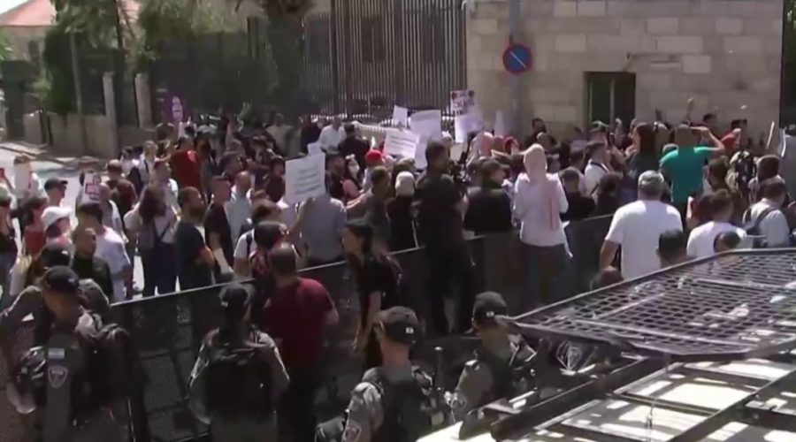 Blinken aims to strengthen Israel-Hamas ceasefire amid protests in Jerusalem