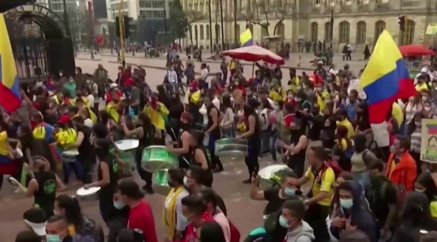 Colombia: death toll in anti-government protests rises as unrest continues