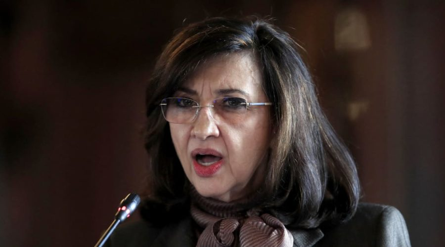 Colombian foreign minister resigns