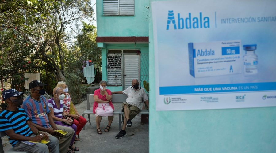 Cuba begins mass inoculation of Covid-19 vaccine before concluding trials