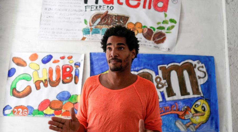 Cuban dissident artist should be released from state custody, human rights group says