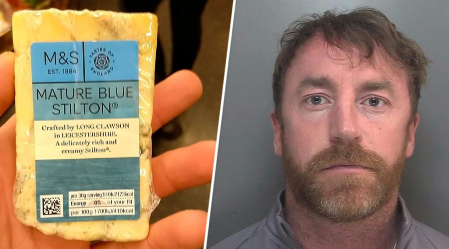 Drug retailer identified by photo of cheese posted on encrypted messaging service