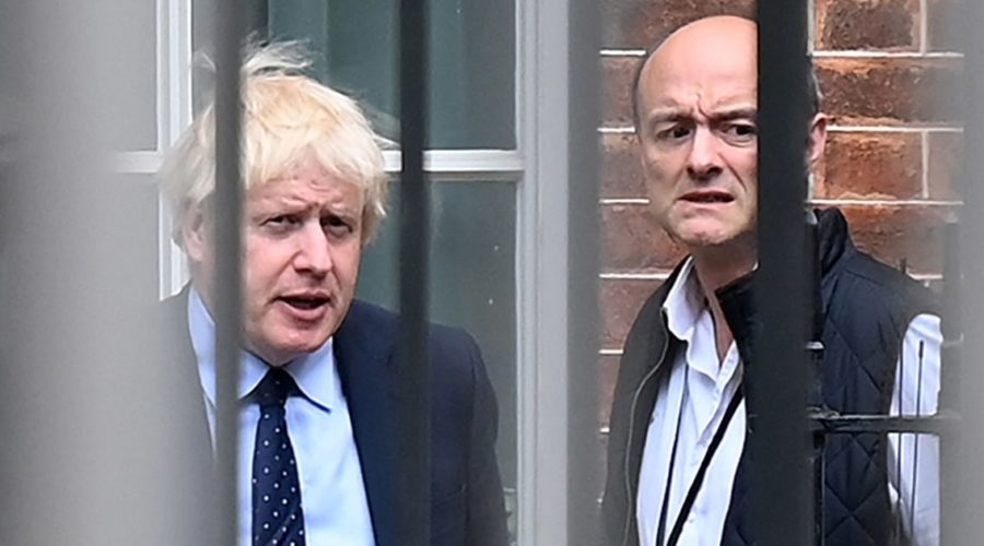 Ex-aide to UK Prime Minister Boris Johnson launches scathing attack on Covid response