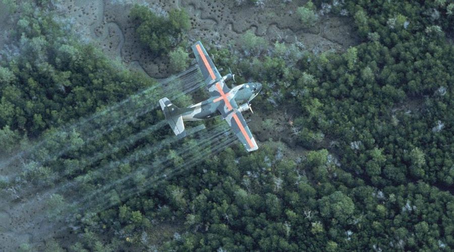 French court rejects complaint in Agent Orange trial