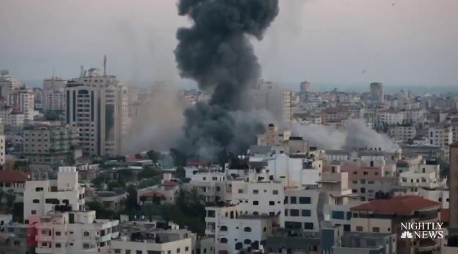 Israel-Hamas airstrikes escalate ahead of potential ground invasion