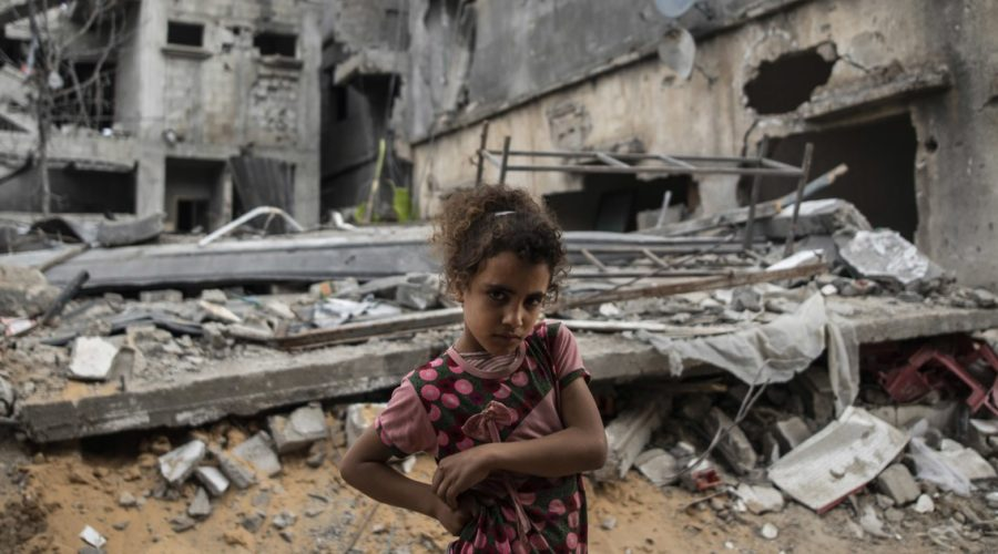 Israeli strikes in Gaza could be war crimes, says UN rights chief