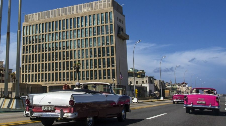 US diplomats call on State Department to recognize Havana syndrome symptoms