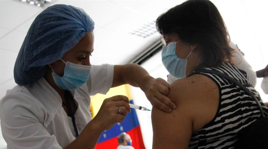 Venezuela Medical Academy calls on US to donate Covid-19 vaccines