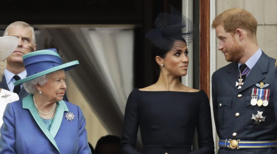 Harry and Meghan deny that the Queen was not consulted to name her new daughter Lilibet