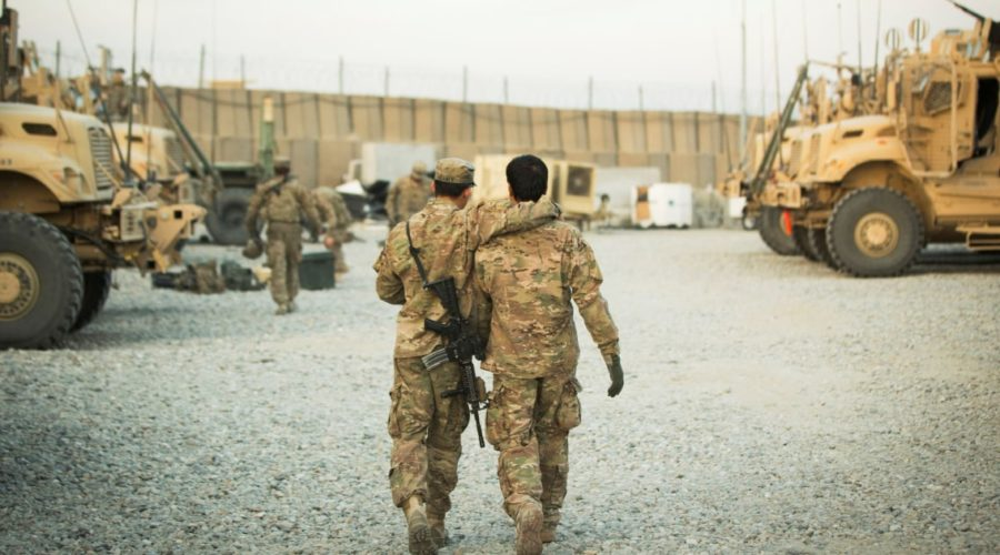 Biden administration says it will evacuate Afghans who worked with US troops