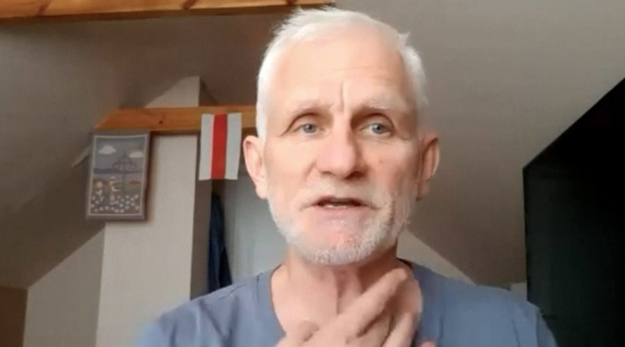 Belarusian human rights chief skeptical of Protasevich's new video