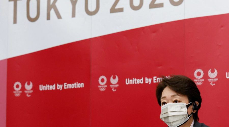 No spectators at the Tokyo Olympics still possible if virus cases increase, according to games chief Seiko Hashimoto