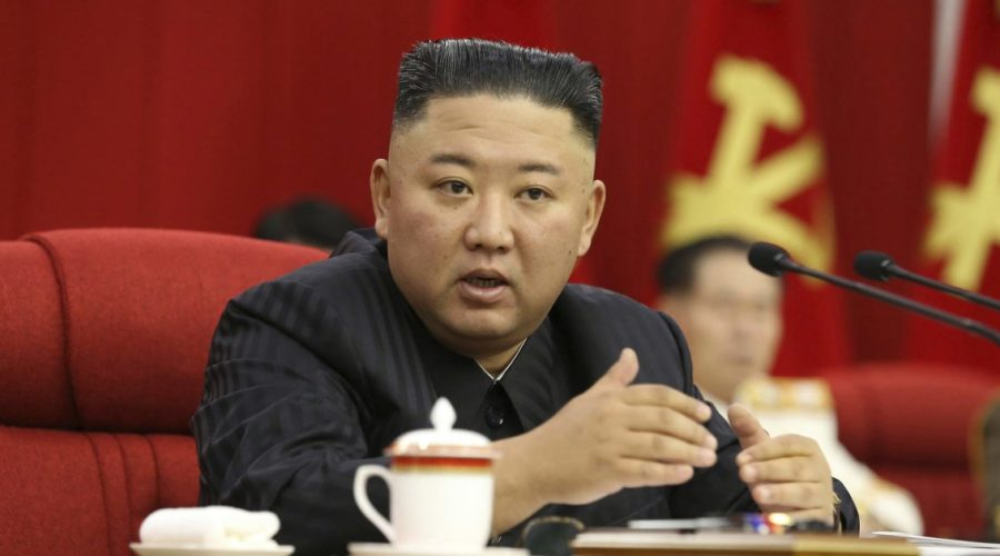 North Korea's Kim Jong Un vows to be ready for confrontation - and dialogue - with Biden