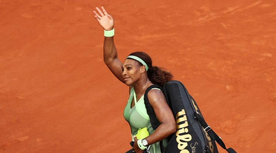 Serena Williams announces that she will not participate in the Tokyo Olympics
