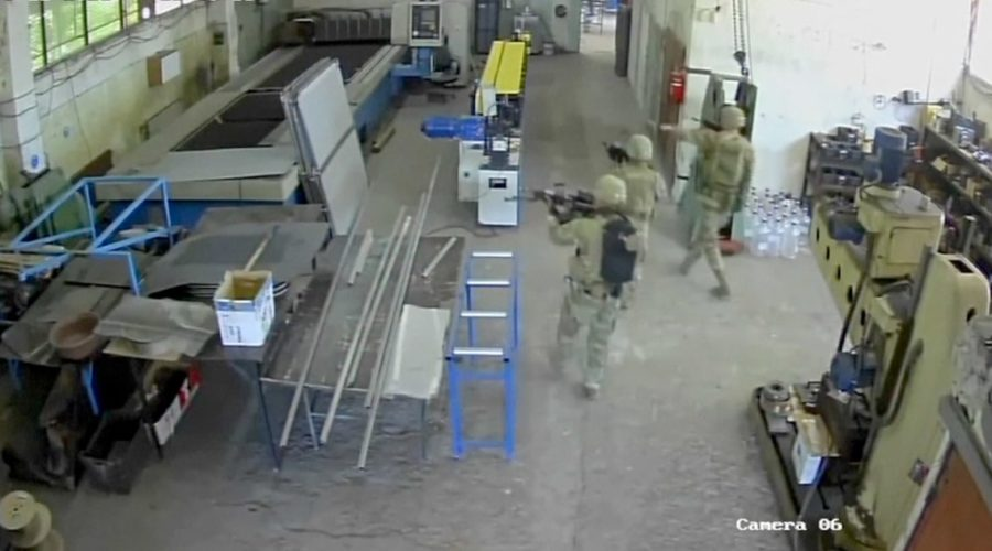 US soldiers mistakenly attack vegetable oil factory in Bulgaria during NATO exercise