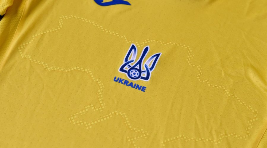 Ukraine's new kit for Euro 2020 sparks outrage in Russia