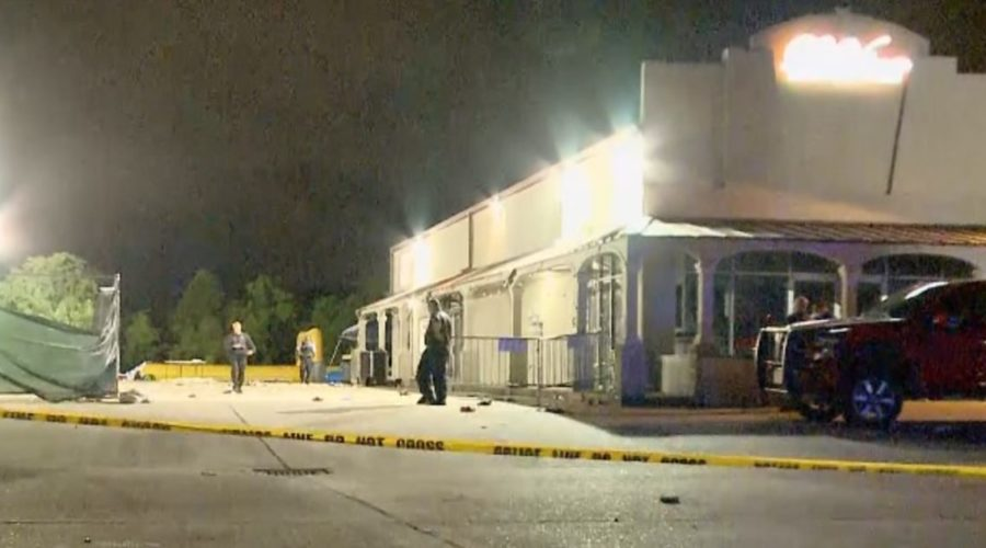 Woman punched in the face as 8 injured in mass shooting in New Orleans