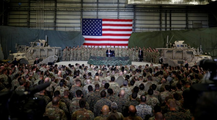 US military leaves Bagram airfield and hands it over to Afghans after nearly 20 years