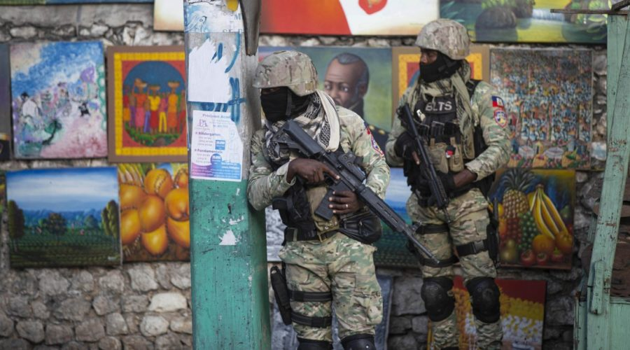 Suspect in the assassination of Haitian President Jovenel Moïse was a former DEA source