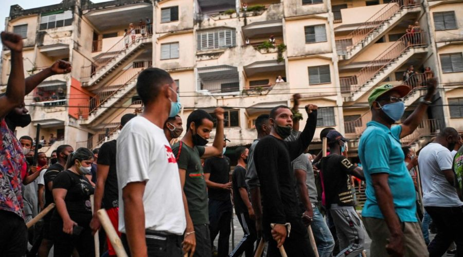 Why has Cuba exploded in protests? It goes beyond the US embargo and the pandemic