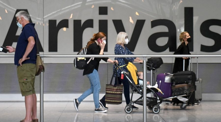 Americans Shouldn't Travel to UK Due to Covid, State Department Says