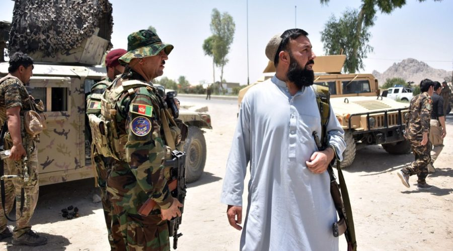 Civilian deaths, Taliban attacks on the rise as full US withdrawal from Afghanistan looms, report says