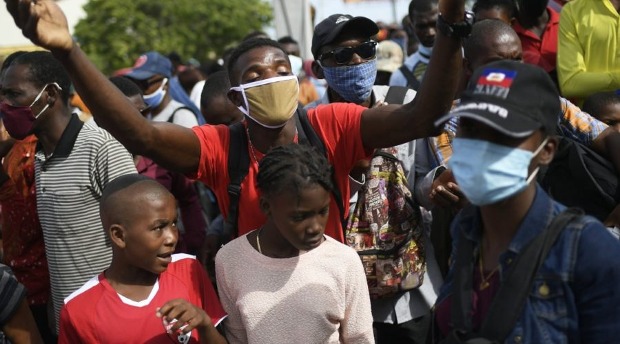 Americans of Haitian descent worry about families left behind after assassination