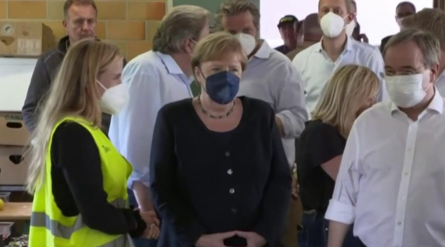 Chancellor Angela Merkel says Germany has preparation lessons to learn after deadly floods