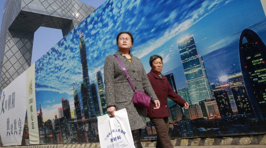 China's economic growth slows to 7.9% as recovery from Covid-19 stabilizes