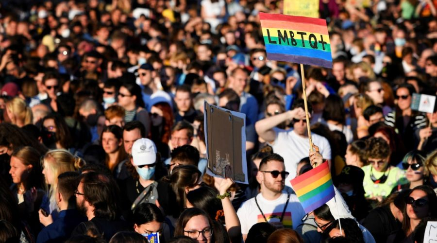 EU takes action against Hungary, Poland for anti-LGBTQ measures
