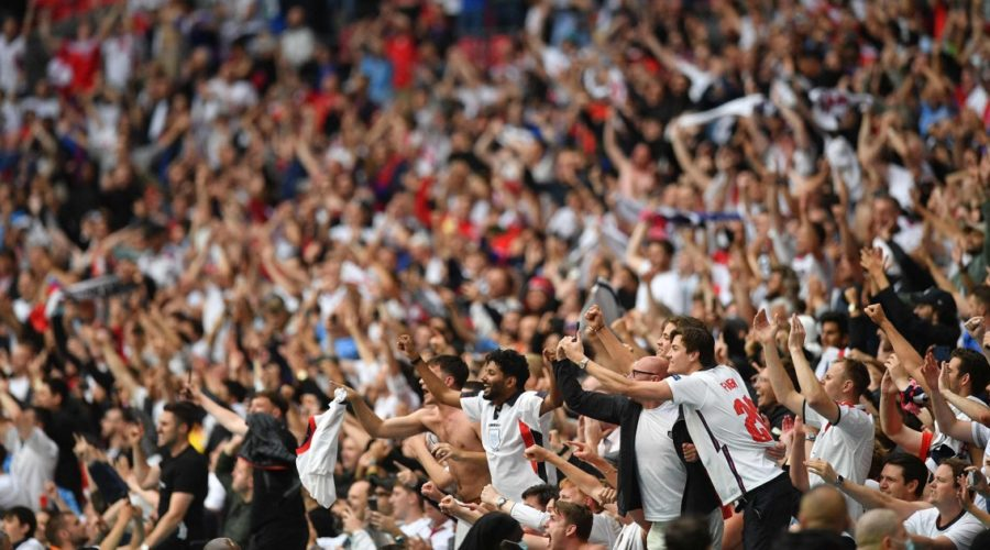 Fans have returned to European football stadiums and cases of Covid have increased, prompting questions from experts