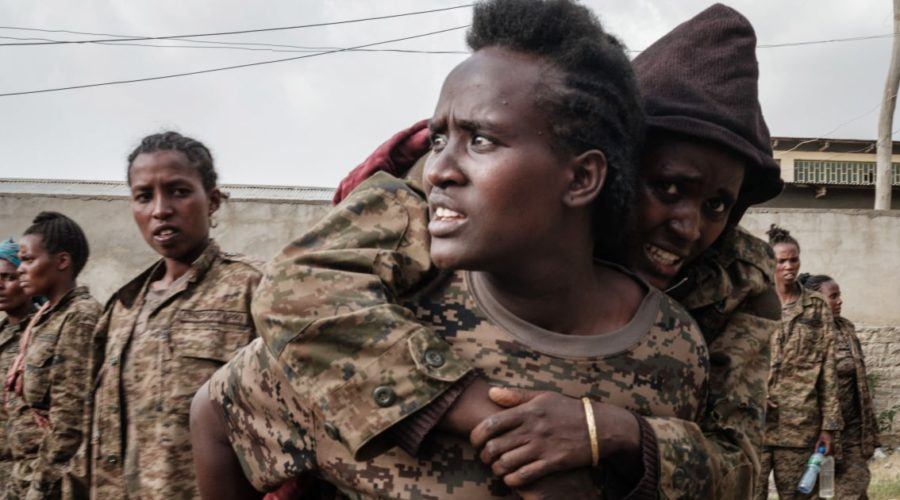 Hundreds of thousands face famine in Ethiopian Tigray, UN warns