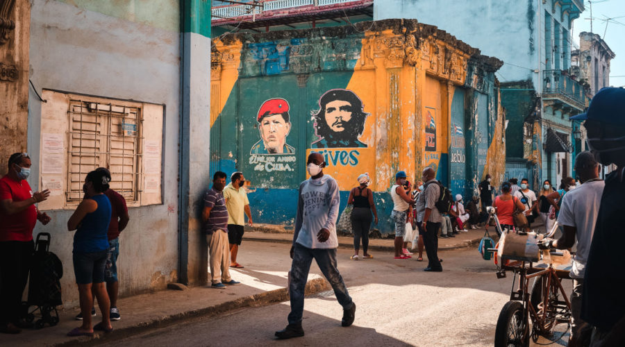 Sending fuel to Cuba is their sovereign decision