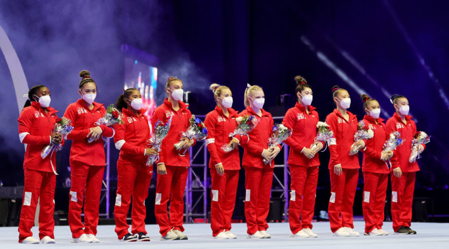 US women's gymnastics team member tested positive for Covid days before Tokyo Olympics